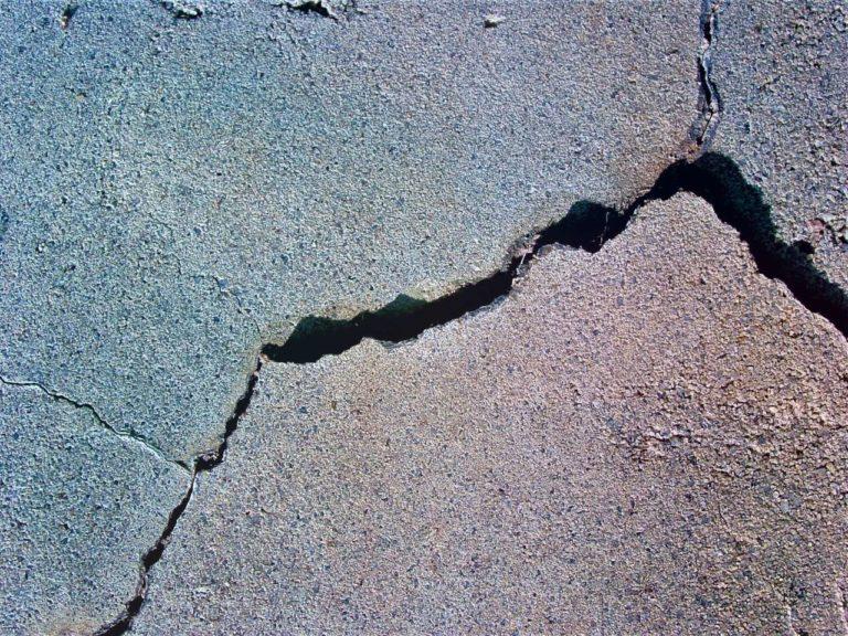 Микротрещины в бетоне купить дрель по бетону